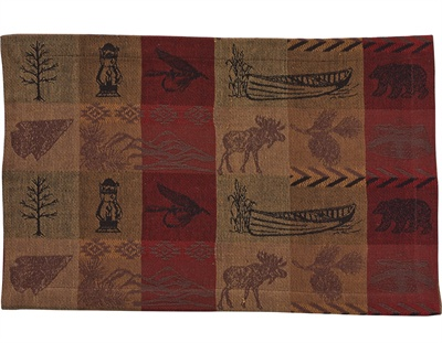 463-01 – High Country Placemat