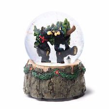 "Big Sky Carvers ""The Perfect Tree Snowglobe"""