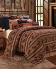Bayfield Red Coverlet Bedding Sets - Bear's Den Colorado