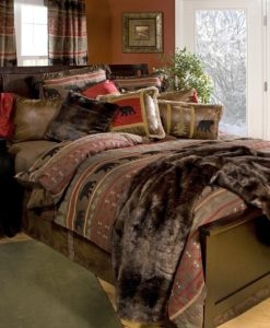 Bear Country Bedding Collection