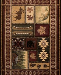 Cabin Chalet Rug Collection