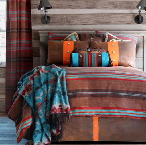 Canyon View Bed Set