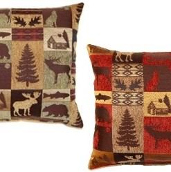 Woodland Fairbanks Pillows