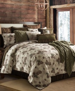 Forest Pine Bed Set