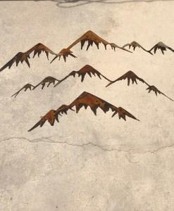 Metal Mountain Range
