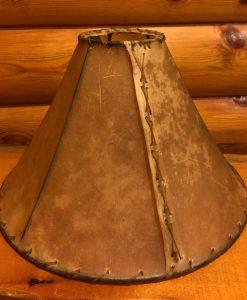 Rawhide Natural Lamp shade