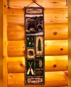 Wildlife Bell Pull Tapestry's
