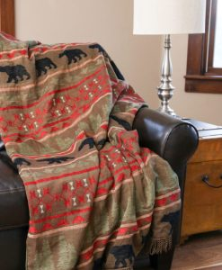 Bear Country Throw
