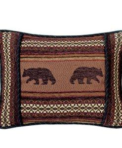 Bayfield Oblong Bear Pillow