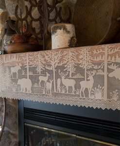 Mantle Scarf