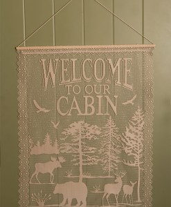 Lodge Hollow Wall Hanging