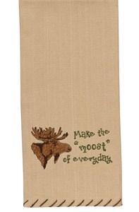 Make Moost of Everyday Dishtowel