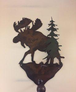 Moose Single Hook