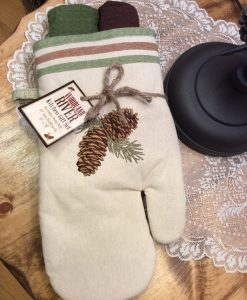 Woodland River Kitchen Gift Set