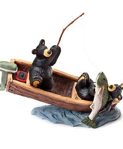 "Big Sky Carvers ""The Lunker"" Figurine"