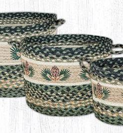 Pinecone Utility Basket (Multiple Sizes Available)