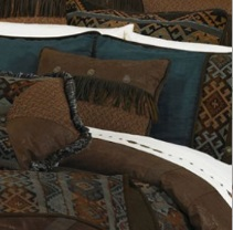 Del Rio Herringbone Envelope Pillow