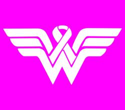 Greta Woodward is a Wonder Woman