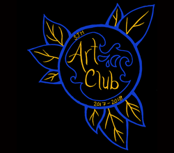 San Juan High School Art Club | T-shirt Contest