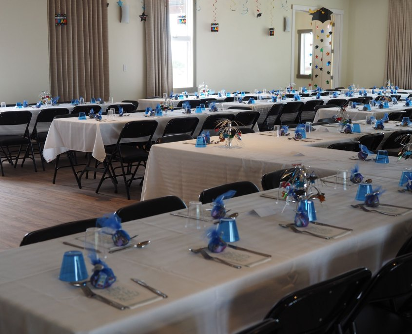 Lions Club of Bearspaw Hall Rentals