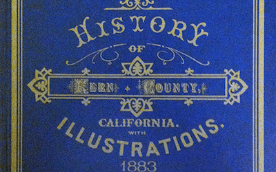 History of Kern County