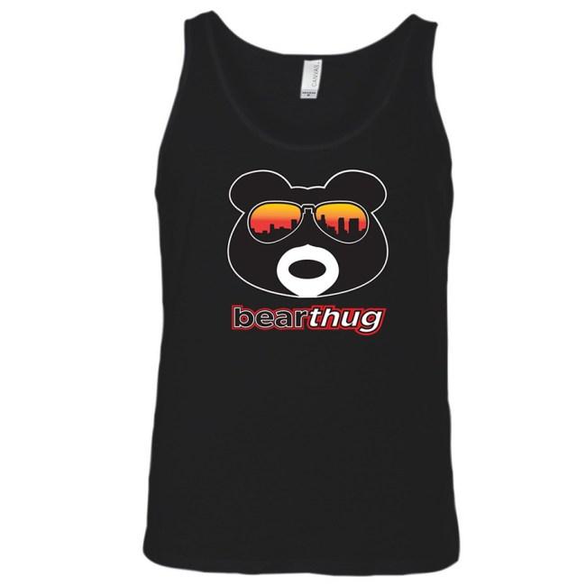 BearThug Classic Logo Tank-top
