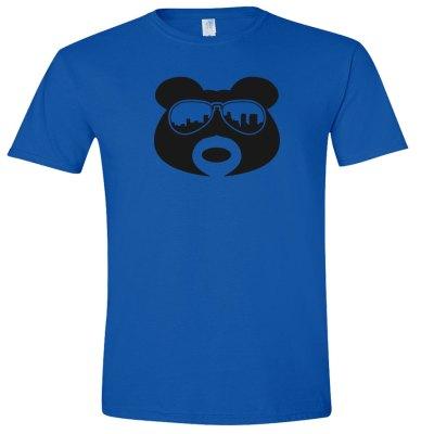 BearThug Royal Blue T-shirt