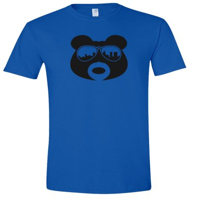 BearThug Royal Blue T-shirt