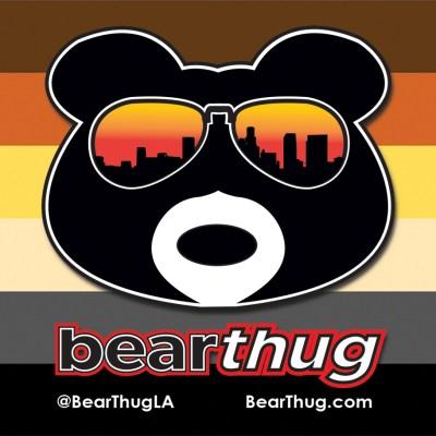 BearThug Magnet