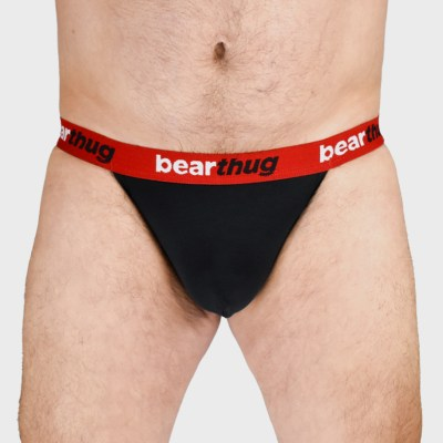 BearThug Jet Black Jock