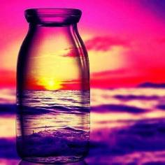 Bottled Sunsets