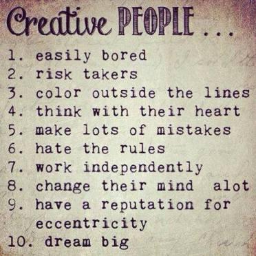 Creative People - Be artist Be art - urban magazine