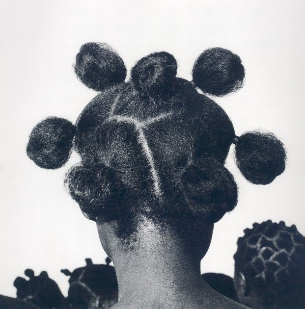 Wild hair - by JD 'Okhai Ojeikere - Beartist Be art