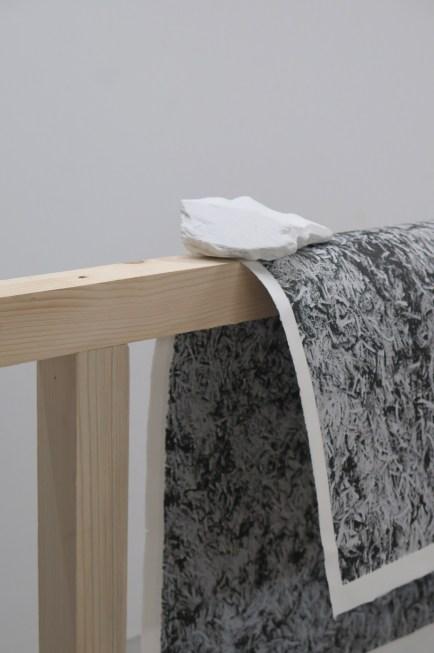 Mattolaituri detail - Margaux Bez - Be artist Be art