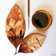 Paints with Coffee (Gallery) - Ghidaq Al Nizar