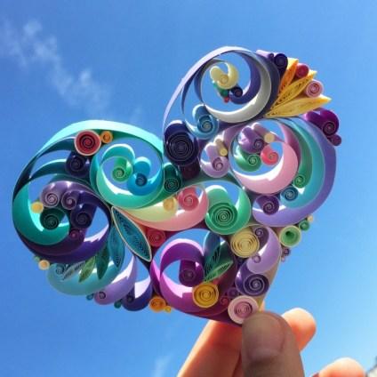 Magnificent 3D colorful artwork - by Sena Runa - be artist be art