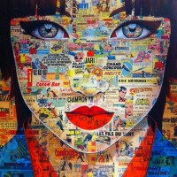 Enigmatic Eyes - by Pauline Gagnon