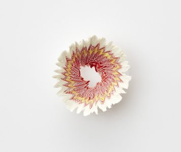 Minimalism (Pencil) Flowers - by Haruka Misawa - be artist be art magazine