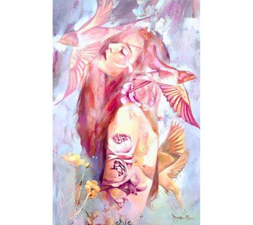 Wild & Beauty Fantasy Dreams - by Dimitra Milan