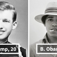 US presidents - When we were young...