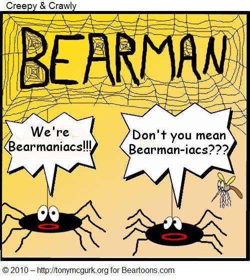 Bearman Guest Cartoon: Tony McGurk
