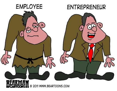 Igor Employee Entrepreneur