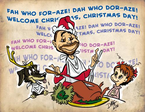 Dawn Griffin Christmas Card