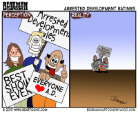5-28-13-Bearman-Cartoon-Arrested Development Ratings Perception vs Reality