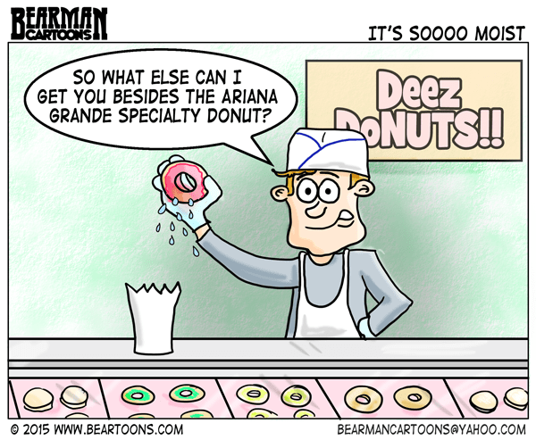 7-9--15-Ariana-Grande-Donut-Bearman-Cartoons