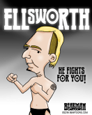 James Ellsworth Caricature
