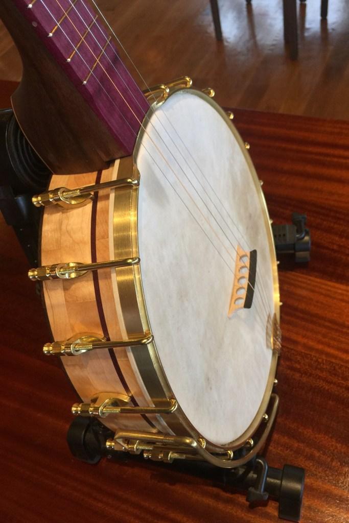banjo #015 pot