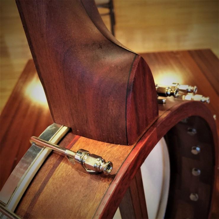 banjo heel