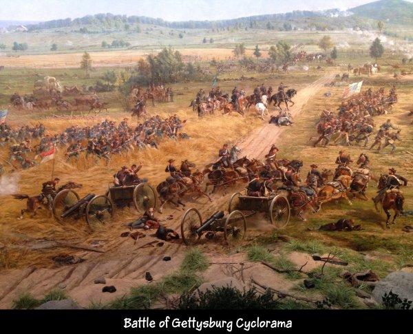 History Tour Part 2 Gettysburg Pa Bear Tracks
