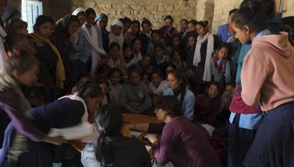 Diario de viaje – Ya hemos empezado a #BreakTheSilence – Fotografia participativa
